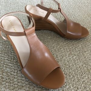 Cole Haan Wedges - NEW